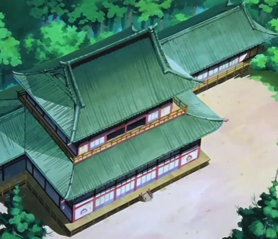 Genkai's Estate